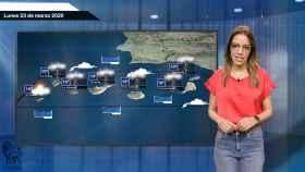 El tiempo: pronóstico para el lunes 23 de marzo