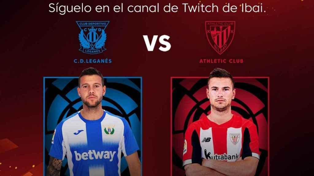 Ruibal vs. Guruzeta, LaLiga Santander Challenge