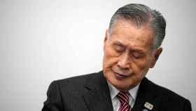 Yoshiro Mori, presidente del comité organizador de Tokio 2020