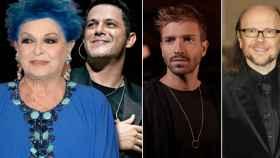 Los famosos lloran la muerte de Lucía Bosé: Era alguien a quien admirar