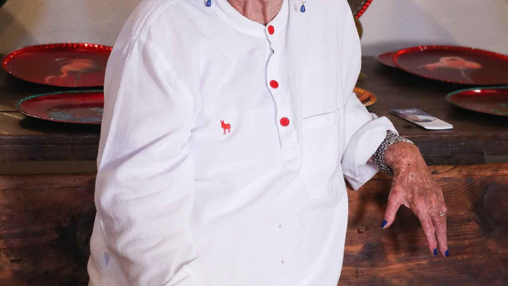 La actriz ha fallecido este lunes a los 89 años.