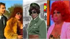 La polifacética artista protagonizó numerosos momentos históricos en televisión.