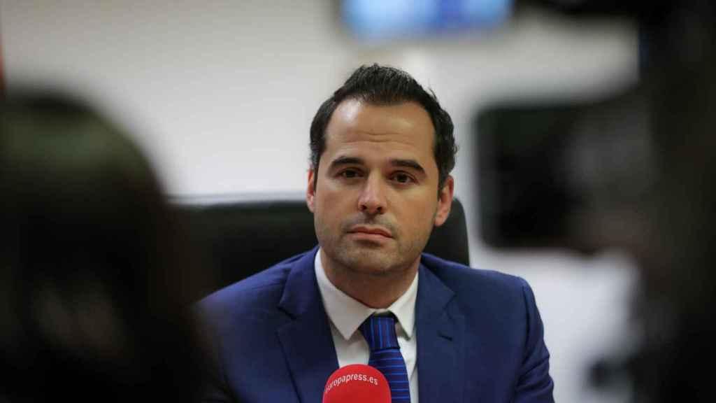 Ignacio Aguado. Efe