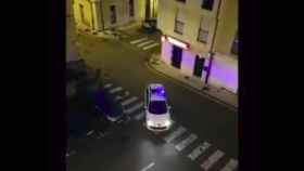 policia nureña pikachu