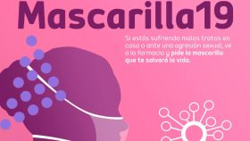 Campaña del Gobierno canario contra la violencia de género.