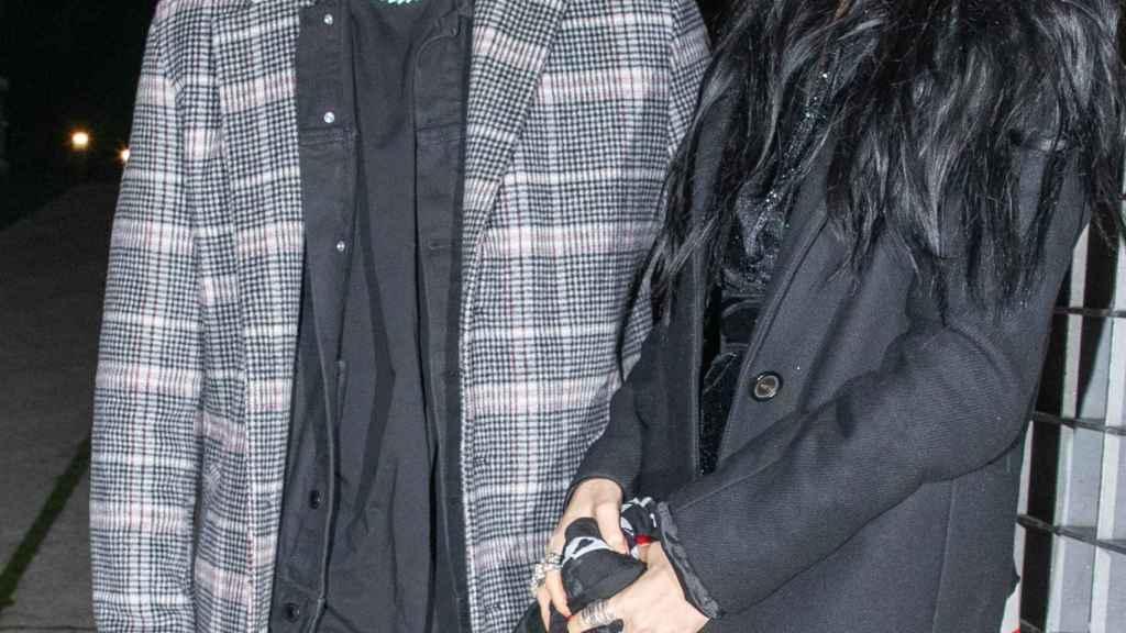Álvaro Lobo y Alejandra Rubio, en una imagen de archivo.