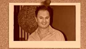 Sergio Alis en montaje de JALEOS.