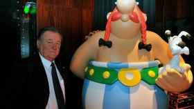 Muere Albert Uderzo, creador de 'Astérix'