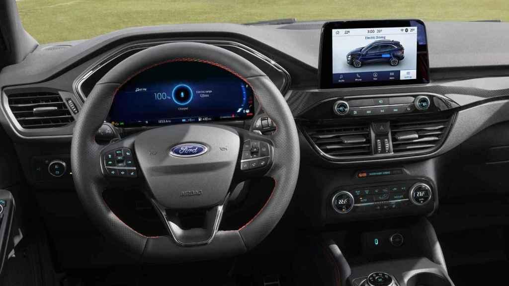 Nuevo Ford Kuga.
