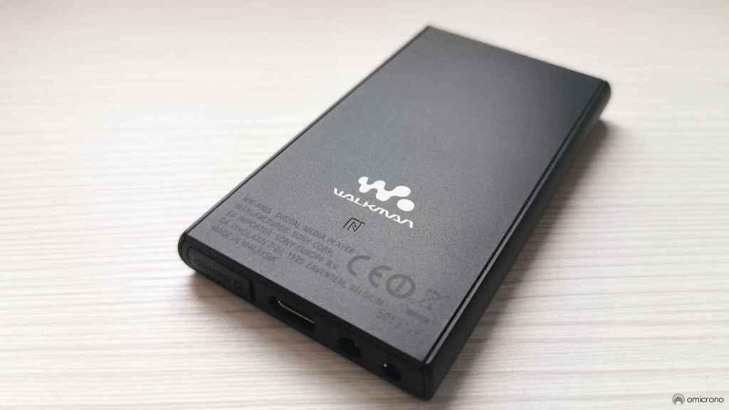 Walkman Sony NW-A105.