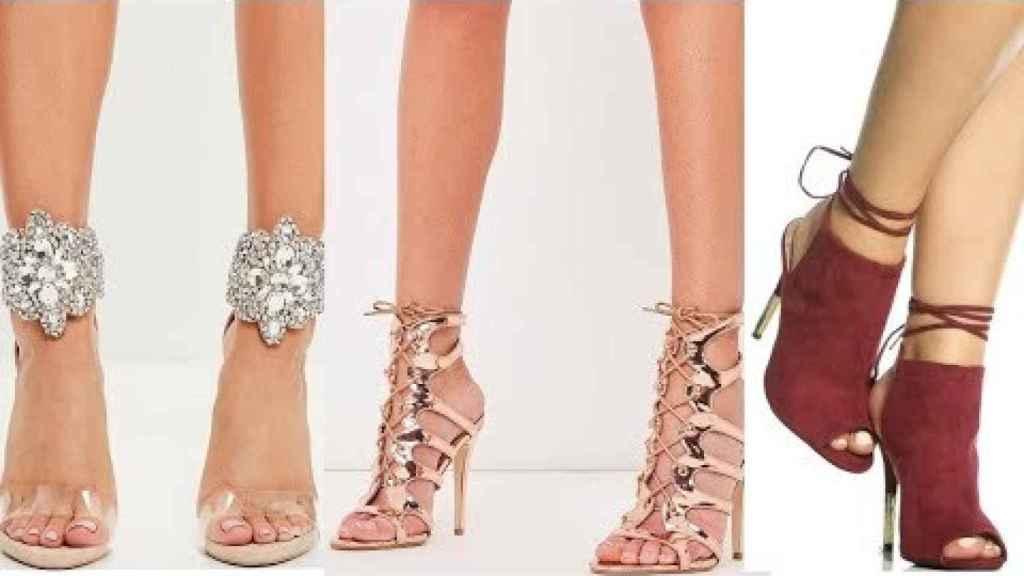 Practica con tus zapatos de tacón en casa.