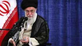 El ayatolá Ali Jamenei, máxima autoridad política y religiosa iraní.