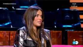 Violeta Mangriñán en 'Conexión Honduras' (Telecinco)