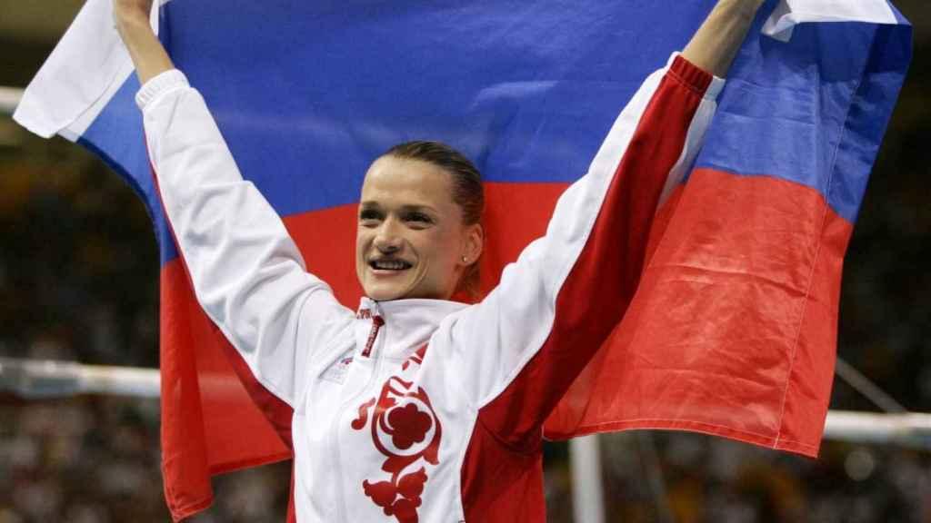 Svetlana Khórkina