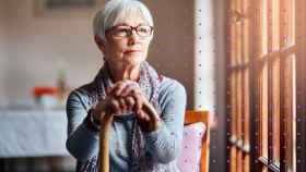Las mujeres son mayoria entre los mayores que viven solos.
