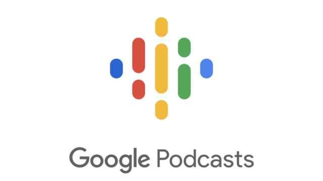 Logotipo de Google Podcasts
