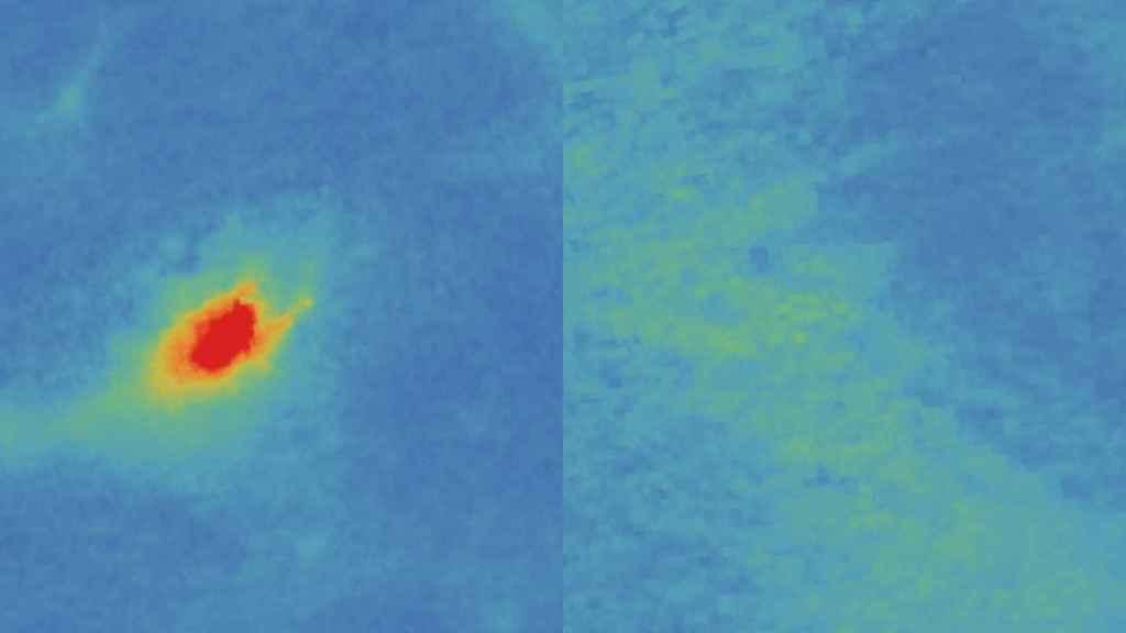 Niveles de dióxido de nitrógeno en Madrid, antes y después de la crisis del coronavirus