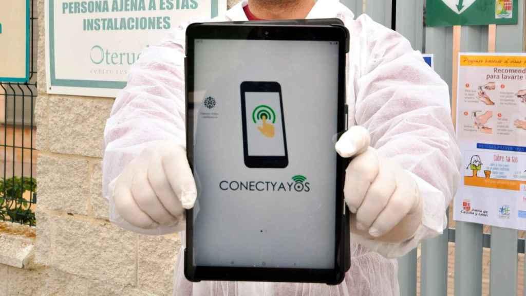 Aplicación ConectYayos