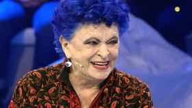 Lucía Bosé en 'Volverte a ver' (Mediaset)