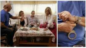 Los comensales de 'Ven a cenar conmigo: Gourmet Edition' en montaje de JALEOS.