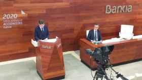 Junta de accionistas 2020 de Bankia.
