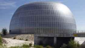 Edificio donde se habilitará la morgue provisional