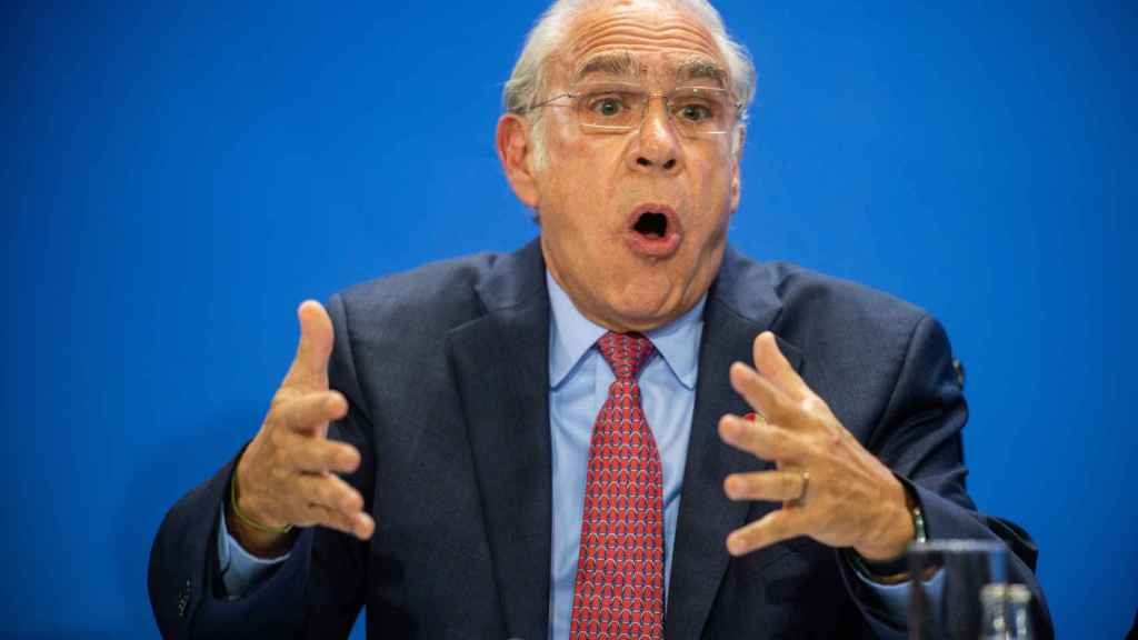 La OCDE prevé que cada mes de confinamiento restará 2 puntos porcentuales al PIB.