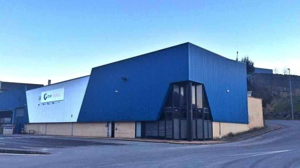 Una de las instalaciones de CIE Automotive.
