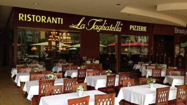 A Amrest (propietaria de Tagliatella) se le atraganta la pasta