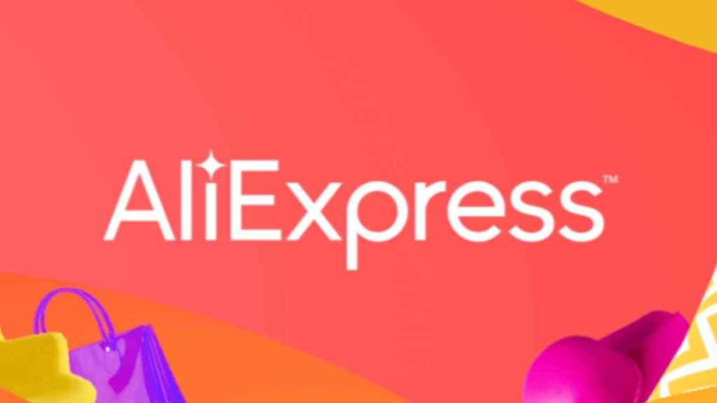 Logo de Aliexpress.