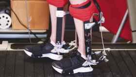 Exoesqueleto para correr más rápido.