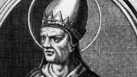 San Sixto III, papa.