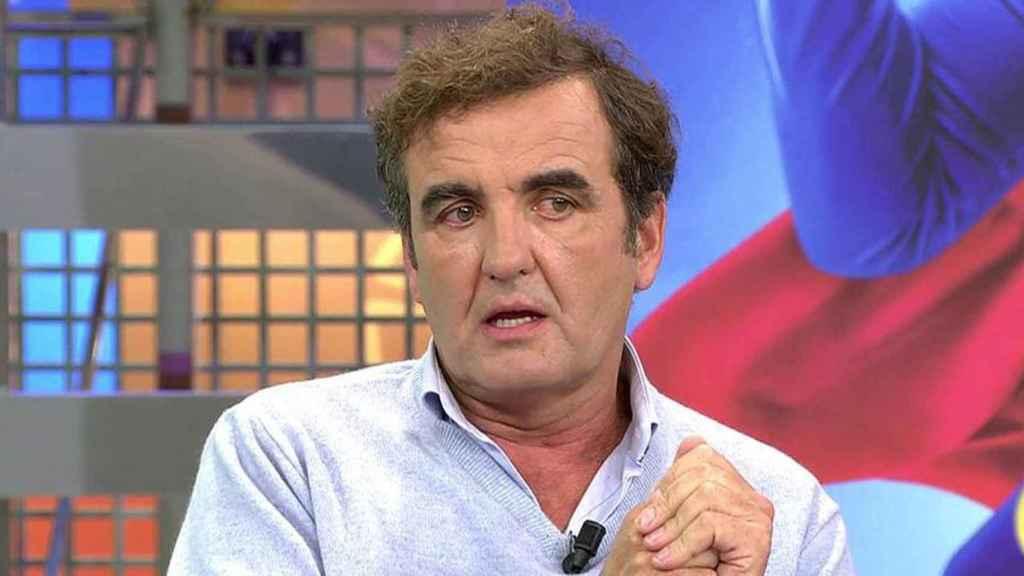 Antonio Montero en una imagen reciente en 'Sálvame'.