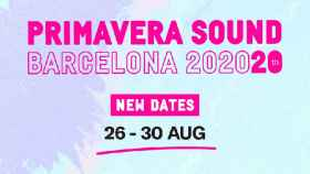 El Primavera Sound de Barcelona 2020 se celebrará en agosto.