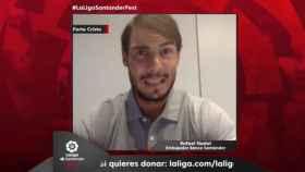 Rafa Nadal, en LaLiga Santander Fest