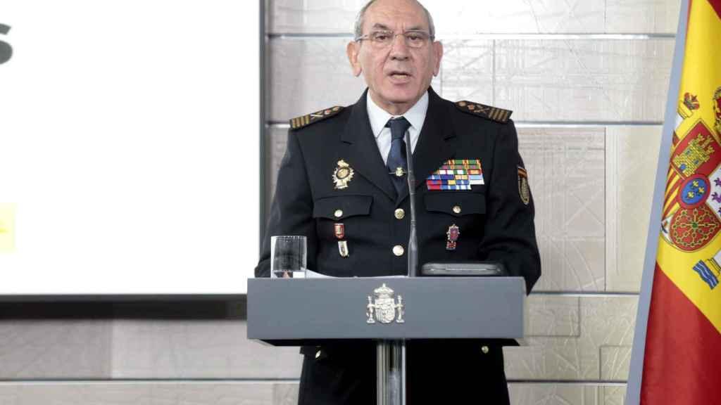 El director adjunto operativo de la Policía Nacional, José Ángel González.