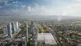 Madrid Nuevo Norte comienza una carrera burocrática para la fase de ejecución