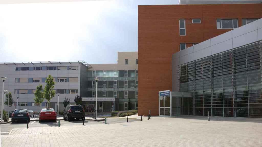 Hospital La Mancha Centro, lugar donde ha fallecido la médica Sara.