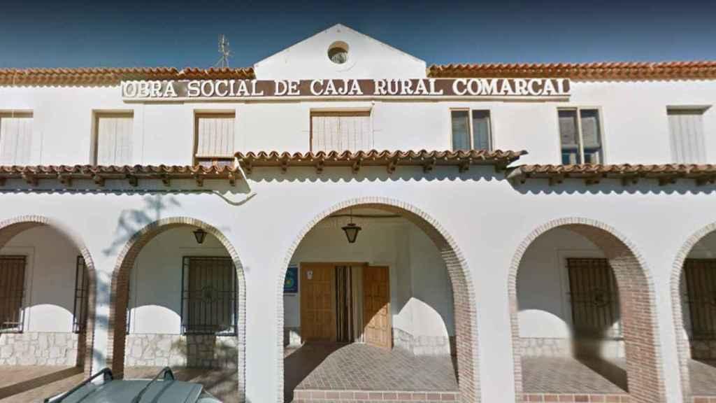Centro de Salud de Mota del Cuervo.