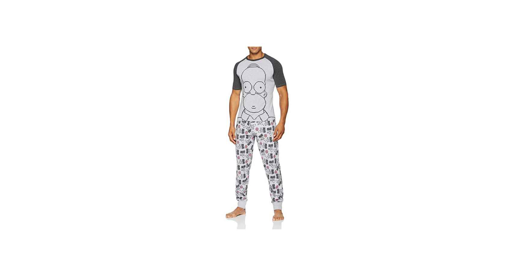 Pijama Homer Simpson