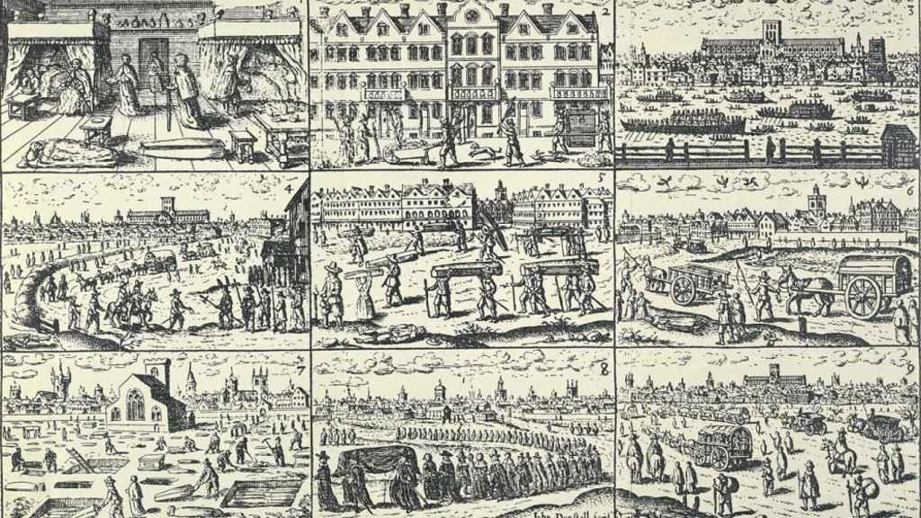 Plaga de 1665.