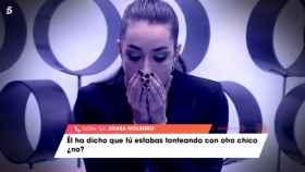 Adara en 'Viva la vida' (telecinco.es)