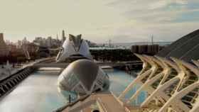 La Ciudad de las Artes y las Ciencias en 'Westworld' (HBO)