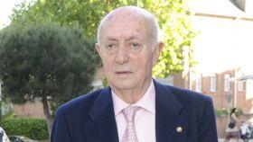 Lucio Blázquez, dueño de Casa Lucio, en una imagen de archivo.