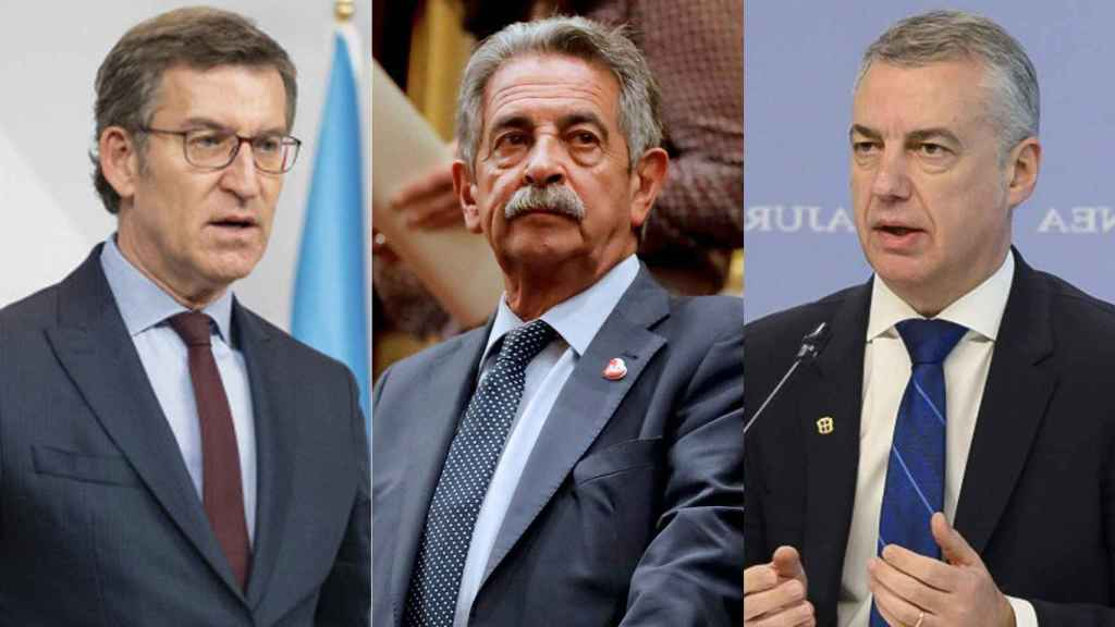 Estos tres presidentes autonómicos advirtieron a Sánchez del riesgo de cerrar la industrias.
