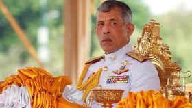 El Rey de Tailandia, Maha Vajiralongkorn.