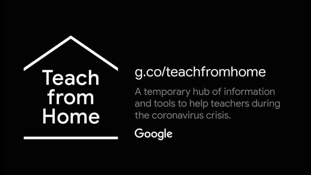 Logo de Tech From Home.