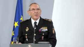 El comisario principal José Ángel González, DAO de la Policía Nacional.