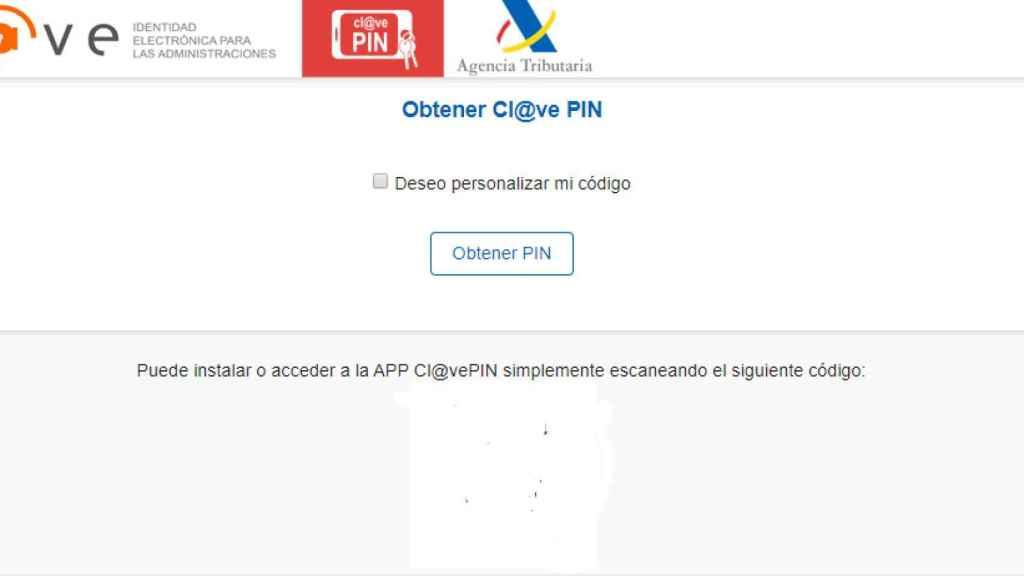 Paso 4: Obtener Cl@ve PIN