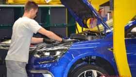 renault fabrica coches palencia 17